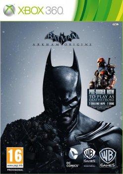 [XBOX360][FULL] Batman: Arkham Origins [RUS]