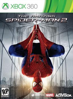 [XBOX360]The Amazing Spider-Man 2 [Region Free/ENG] (XGD3) (LT+ 3.0)