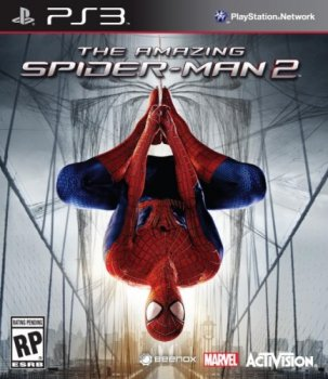 [PS3]The Amazing Spider-Man 2 [FULL] [ENG] [4.55]