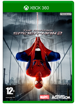 [XBOX360][JTAG/FULL] The Amazing Spider-Man 2 [GOD/ENG]