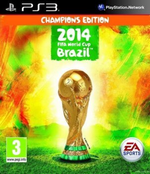 [PS3]2014 FIFA World Cup Brazil[USA/ENG/FRA/ESP][Cobra ODE / E3 ODE PR