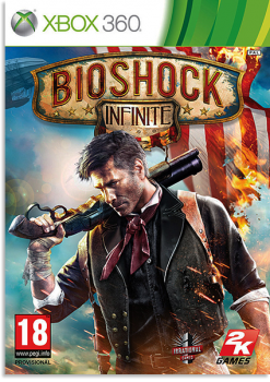 [XBOX360]BioShock: Infinite [Region Free] [RUS] [LT+ 2.0]