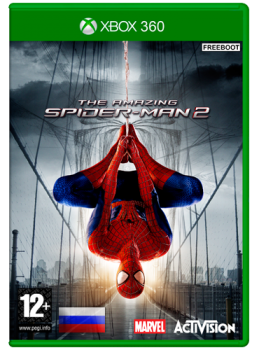 [XBOX360][JTAG/FULL] The Amazing Spider-Man 2 [GOD/RUS]
