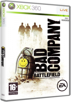 [XBOX360][JTAG/FULL] Battlefield: Bad Company [JtagRip/RusDoc]
