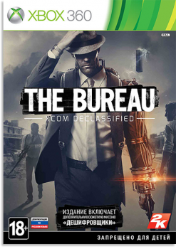 [XBOX360]The Bureau: XCOM Declassified [Region Free] [RUSSOUND] [LT+ 2.0]