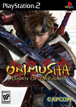 [PS2]Onimusha: Dawn of Dreams [NTSC] [Image] [2006|Rus]