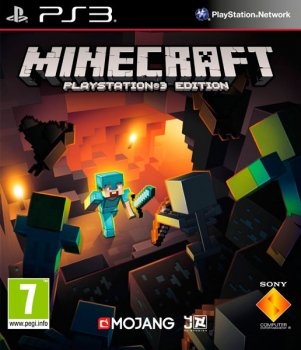 [PS3]Minecraft: Playstation 3 Edition [EUR/RUS]