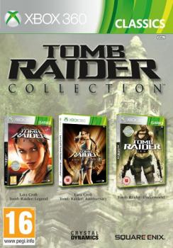 [XBOX360][JTAG/FULL] Tomb Raider Trilogy [JtagRip/Rus]