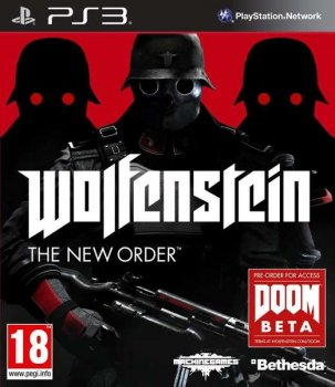 [PS3]Wolfenstein: The New Order [EUR/ENG]
