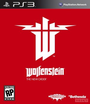 [PS3]Wolfenstein The New Order (2014) [EUR][RUS][L] [4.55]