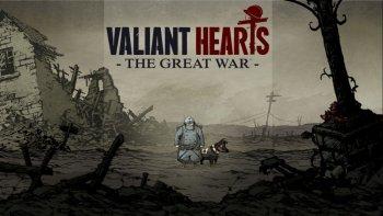 Новые скриншоты Valiant Hearts
