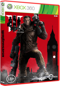 [XBOX360]Wolfenstein: The New Order (2014) [Region Free][RUS][L] (XGD3) (LT+3.0)