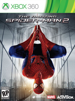 [XBOX360][JTAG][FULL] The Amazing Spider-Man 2 [RUSSOUND]