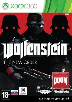 [XBOX360]Wolfenstein: The New Order [Install Files/Disc1]