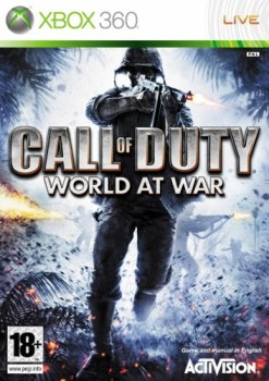 [XBOX360][JTAG/FULL] Call of Duty: World at War [GOD/Russound]