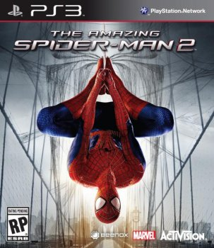 [PS3]The Amazing Spider-Man 2 [EUR/RUS]