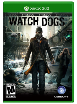 [XBOX360][JTAG/FULL] Watch Dogs [GOD/ENG]