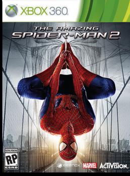 [XBOX360]The Amazing Spider-Man 2 [PAL / RUSSOUND] LT+ 3.0 (XGD3/16537)