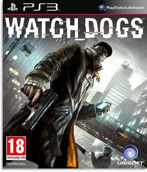 [PS3]Watch Dogs (2014) [EUR][RUS][ENG][L] [4.53+]