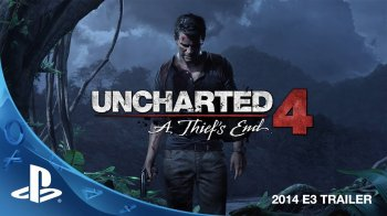 Трейлер Uncharted 4