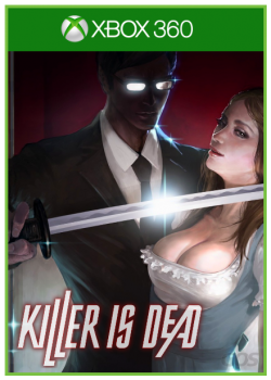 [XBOX360][JTAG][FULL] Killer Is Dead [RUS]
