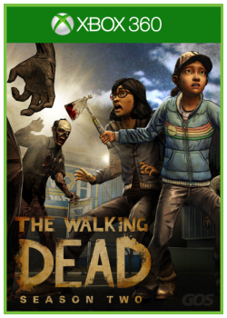[XBOX360][JTAG][FULL] The Walking Dead: Season 2: Episodes 1-3 [RUS]