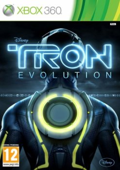 TRON: Evolution The Video Game [JTAG/FULL] [JtagRip/Russound] [Repack]  XBOX360