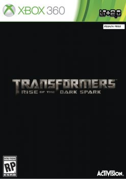 Transformers: Rise of the Dark Spark [Region Free / ENG] (LT+2.0) XBOX360