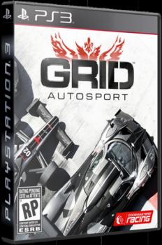 [PS3]GRID Autosport (2014) [USA][ENG][L] [3.55+]