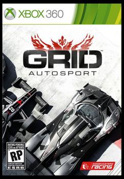[XBOX360]GRID Autosport [Region Free] [RUSSOUND] [LT+ 2.0]