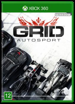 [XBOX360][JTAG/FULL] GRID Autosport [GOD/RUSSOUND]