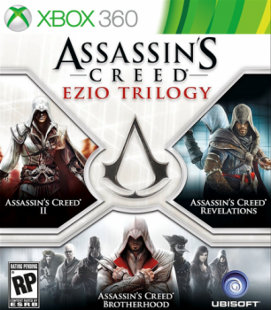[XBOX360]Assassin's Creed: Ezio Trilogy [JTAG/FULL/DLC] [JtagRip/Russound] [Repack]