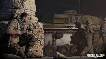 [XBOX360]Sniper Elite III [Region Free/RUSSOUND](XGD3) (LT+3.0)