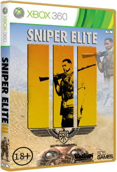 [XBOX360]Sniper Elite III [Region Free/RUSSOUND](XGD3) (LT+3.0)