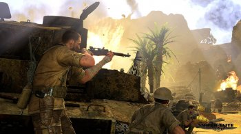 [XBOX360][JTAG][FULL] Sniper Elite 3 [RUSSOUND]