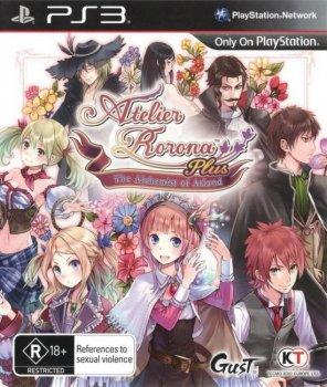 Atelier Rorona Plus: The Alchemist of Arland [EUR/ENG] [ABSTRAKT] PS3