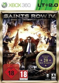 [XBOX360] Saints Row IV - Game of the Century Edition [Region Free / ENG] (LT+2.0)