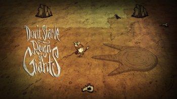 Don't Starve: Reign of Giants выйдет 22 июля на PS4