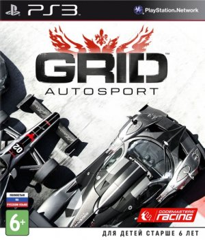 [PS3] GRID Autosport [EUR/RUS] [Cobra ODE / E3 ODE PRO]