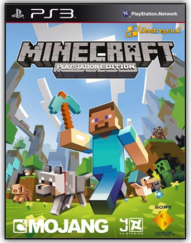[PS3] Minecraft [Cobra ODE / E3 ODE PRO / 3Key]