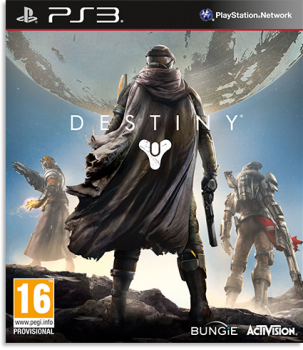 [PS3]Destiny (2014) [EUR][ENG][BETA] [4.21+]