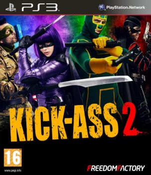 [PS3] Kick-Ass 2: The Game [EUR/RUS]