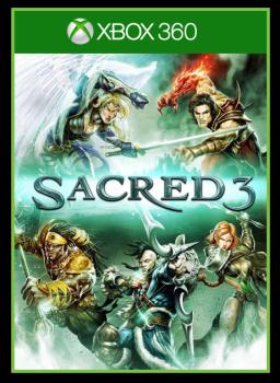 [XBOX360][JTAG][FULL] Sacred 3 [ENG]