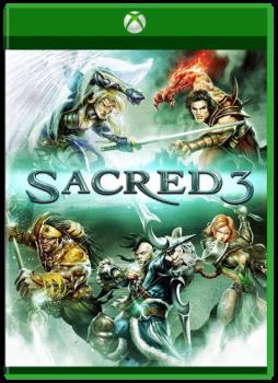 [XBOX360]Sacred 3 [Region Free][ENG][STRANGE]