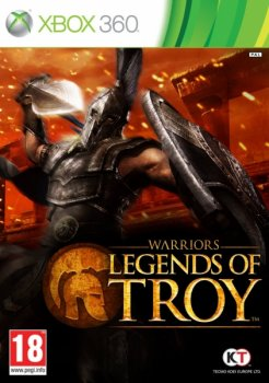 [XBOX360] Warriors: Legends of Troy [FULL] [RUS] [Repack]