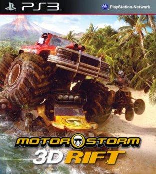 [PS3]MotorStorm 3D Rift [USA/ENG]