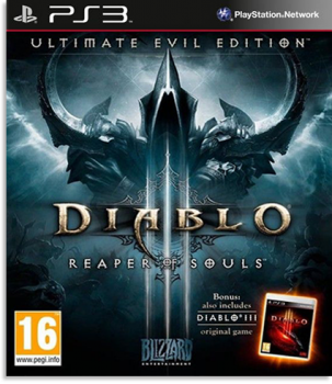 [PS3]Diablo III: Reaper of Souls Ultimate Evil Edition (2014) [USA][ENG][L] [4.55]