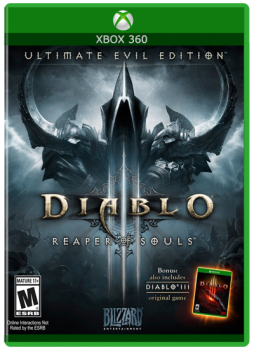 [XBOX360]Diablo III: Ultimate Evil Edition [PAL/RUSSOUND]