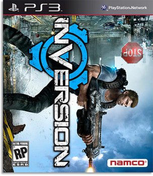 [PS3]Inversion [FULL] [RUSSOUND] [3.41/3.55/4.21+]