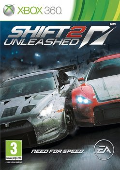 [XBOX360][GOD] Need For Speed Shift 2: Unleashed [PAL / RUS]